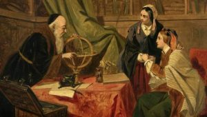 BBC - Your Paintings - Consulting the Oracle
