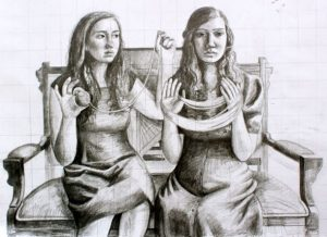 girls-with-yarn-drawing-610x443